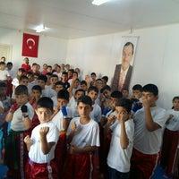 Photo taken at Kırımlı Fethiye Şükrü Olcay İ.Ö.O Anasınıfı by Tuncay G. on 9/28/2016