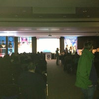 Photo taken at Axis Conference Center by Tanguy P. on 3/7/2013