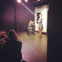 Photo taken at Magnet Theater by Shaun F. on 2/18/2013