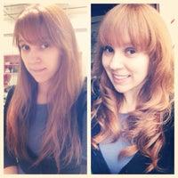 Photo taken at Arty Hair Salon by Samantha L. on 2/17/2014