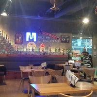 Photo taken at 맥주마트 대전목원대점 by Jiyoung J. on 4/12/2014