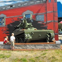 Photo taken at Eldred World War II Museum by visitPA on 5/16/2014