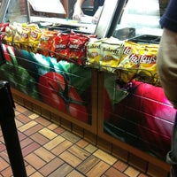 Photo taken at SUBWAY by Gregory J. on 12/18/2012