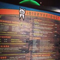 Das Foto wurde bei El Tacorrido von Lisa M. am 12/22/2012 aufgenommen