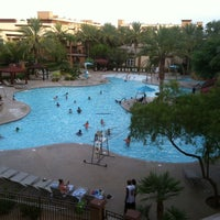 Photo taken at WorldMark Las Vegas - Boulevard by Alex A. on 8/3/2014