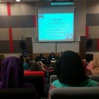 Photo taken at Dewan Kuliah Tok Puan Sungai Ujong 1 by Iqbal R. on 11/16/2016