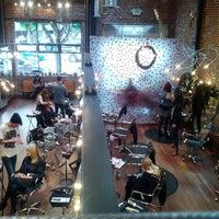 Photo taken at Oxenrose Salon by Christina K. on 1/5/2013