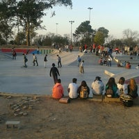 Photo taken at Skatepark by Marcos R. on 8/17/2013