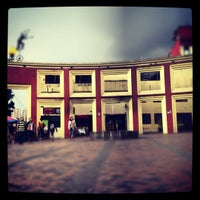 Photo taken at Chorro de Quevedo by  Mauricio T. on 10/10/2012