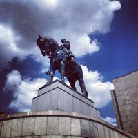Photo taken at National Memorial on the Vítkov Hill by Alex H. on 7/19/2013