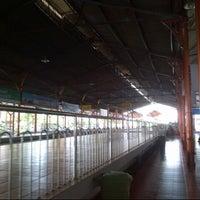 Photo taken at Stasiun Yogyakarta Tugu by Nissa K. on 2/3/2013
