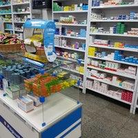 Photo taken at Farmácia Pague Menos by Carlos Américo ®. on 6/27/2017