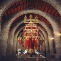 Foto tomada en Museu Marítim de Barcelona por Fernando D. el 4/22/2013