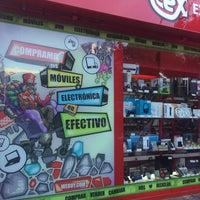 Photo taken at Cex Mostoles by Javier P. on 9/15/2014