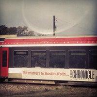 Photo taken at Capital MetroRail - Lakeline Station by Linda B. on 3/6/2013