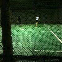 Photo taken at Anis & Eisya Danau Futsal by Cripo T. on 1/29/2013
