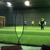 Photo taken at Anis & Eisya Danau Futsal by Cripo T. on 2/11/2013