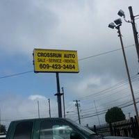 Photo taken at crossrun Auto by Joseph B. on 6/13/2014