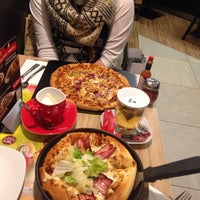 Photo taken at Pizza Hut by Anastas O. on 11/11/2016