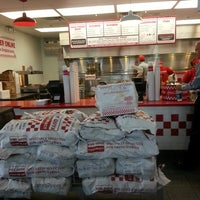 Photo taken at Five Guys by karl S. on 6/3/2013