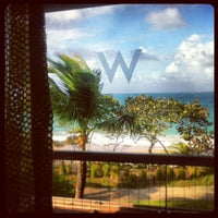 Photo taken at W Retreat & Spa - Vieques Island by Michael H. on 2/11/2013