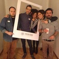12/24/2013 tarihinde Ulas B.ziyaretçi tarafından 70X100 Görsel İletişim Tasarımı'de çekilen fotoğraf
