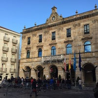 Photo taken at Bar Sidreria Plaza Mayor by Andrés M. on 1/5/2015