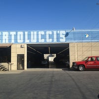 Photo taken at Bertolucci's Body & Fender Shop by John L. on 3/1/2013