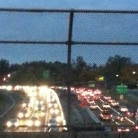 Photo taken at Garden State Parkway - Irvington by Rob  😘😘 C. on 10/30/2013