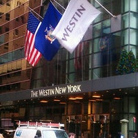 Photo taken at The Westin New York at Times Square by Rob🇺🇸 🏈🏊♂️🚴♂️ C. on 12/5/2012