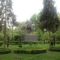 Photo taken at Parque de los Venados by Arturinho C. on 5/29/2013