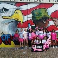 Photo taken at Susan G. Komen Race For The Cure by Michael G. on 10/1/2016