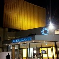 Das Foto wurde bei Philharmonie von Francesco G. am 11/26/2012 aufgenommen
