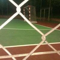 Foto tomada en Polideportivo Municipal Arroyo de la Miel por Pedro L. el 4/8/2013