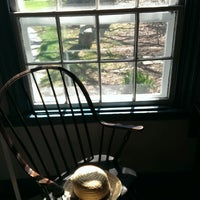 Photo taken at Walt Whitman Birthplace by Scott P. on 4/16/2014
