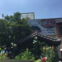 Photo taken at 또오리 by slimer on 7/19/2016