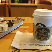 Photo taken at Starbucks Coffee by Lesley R. on 10/21/2012