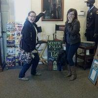 Photo taken at GoCovington- Newton County Visitors Center by Sheryl C. on 3/27/2013