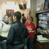 Photo taken at GoCovington- Newton County Visitors Center by Sheryl C. on 3/28/2013