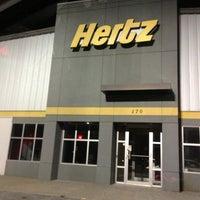 Photo taken at Hertz by Chris W. on 5/8/2013