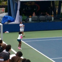 Photo taken at Practice Courts (1-5) - USTA Billie Jean King National Tennis Center by Fei on 9/5/2016