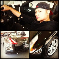 Photo taken at Glendale Nissan by Mark B. on 9/19/2012