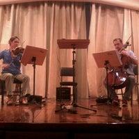 7/20/2013에 Bruno L.님이 Conservatório Brasileiro de Música에서 찍은 사진