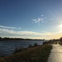 Photo taken at Kanal Rendsburg by Ralf on 11/20/2016