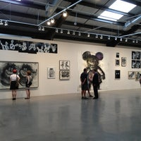 Photo taken at Santa Monica Museum of Art by Barry H. on 6/1/2013
