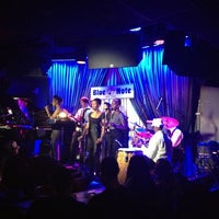 Photo taken at Blue Note by Greta R. on 2/26/2013
