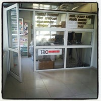 Photo taken at Trc Copy Center by Ahmet A. on 10/9/2014
