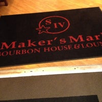 Photo taken at Maker's Mark Bourbon House & Lounge by Madeth B. on 10/1/2012