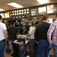 Photo taken at McDonald's by Madeth B. on 10/20/2012