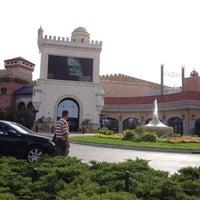 Photo taken at Argosy Casino Hotel & Spa by Madeth B. on 9/30/2012